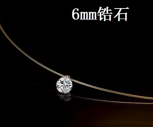 QCOOLJLY-Silver-color-Dazzling-Zircon-Necklace-And-Invisible-Transparent-Fishing-Line-Simple-Pendant-Necklace-Jewelry (1)