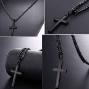 U7-Cross-Enamel-Pendant-Necklace-Stainless-Steel-Black-Gold-Color-For-Men-Women-Religious-Christian-Jewelry (4)